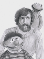 Heroes - Jim Henson by Richard-M-Williams
