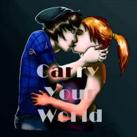 Carry Your World by ReeseS8