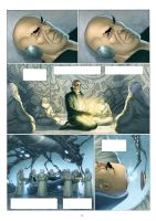 Metabaron page2 by TattoDurden