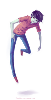 Marshall Lee by Firedblue