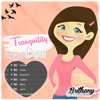 Tranquility doll by Brithanytutorials by Brithanytutorials