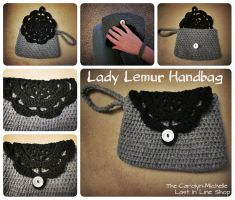 Lady Lemur Handbag by the-carolyn-michelle