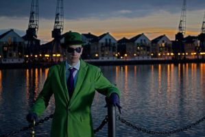 Riddles by the docks by zomzomtography