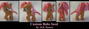 Babs Seed by Gryphyn-Bloodheart