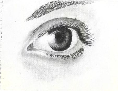 Eye by homdda