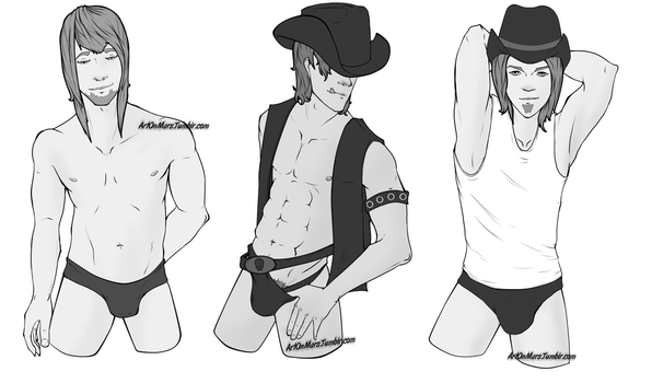 Ladies love country boys by ChocolateLollipop