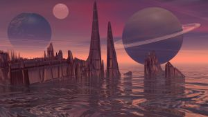 VIEW FROM THE PLANET METACID R2560 by Topas2012