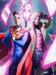 SuperCouple by obscureBT