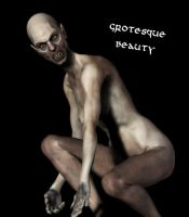 Grotesque beauty by kiwihobbit