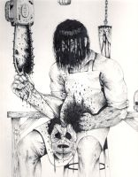 Texas Chainsaw Massacre by JCFrench