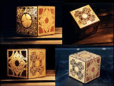 Hellrasier box replica by torvenius