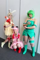 Tokyo Mew Mew by Aires89