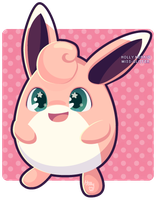 040 Wigglytuff by Miss-Glitter