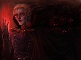 J: Dark prince of blood by dotsweare