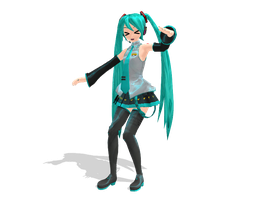 Miku DT edit by Hanaminasho