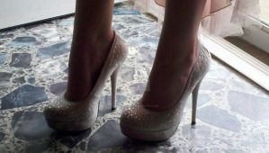 Prom Shoes by Amber-Duncan
