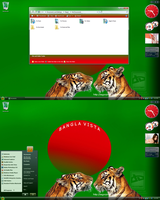 New Bangla Vista for XP by sagorpirbd