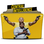 Central Intelligence Folder Icon by PanosEnglish