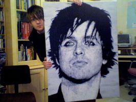 Billie Joe Armstrong Portrait by Kinz182
