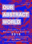 Our Abstract World Poster by audreychristensen