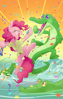 Wild Party by Equestria-Prevails