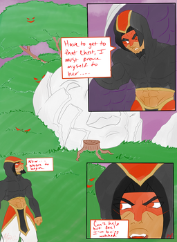The Quest for the Chest (Page 1) by JustM3M0nt