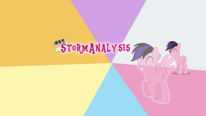 Storm Analysis Banner (New) by StormDraws