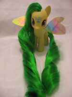 G4 Cool Breeze my little pony custom by assassin-kitty