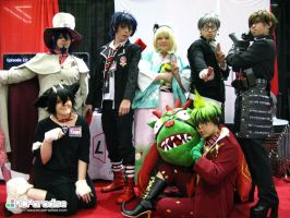 Ao no exorcist by Ca-li-co