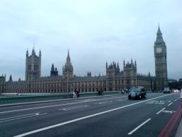 Palace of Westminister II by evilminky666