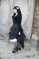 CP 2009 Lovely Gothic Lolita by aerisek