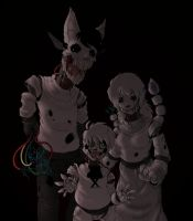 Five Nights At Blight's by BlackFire64