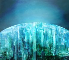 City of Atlantis by shrela