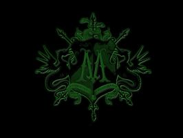 Malfoy family Crest by ALK04