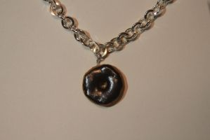 Doughnut Necklace by Autumn--Storm