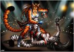 Ground and POUND by Candra