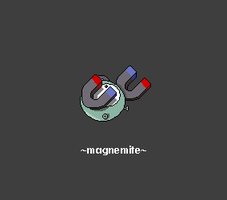 Magnemite 081 by juenavei