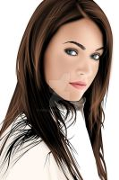 Megan Fox by falcon-creative
