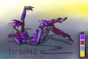 TFPrime: Theia Robot mode by Israel42