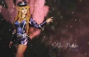 Ahri PopStar League of Legends by Kotori-Cosplay