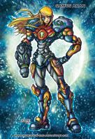 SAMUS ARAN PED SUIT 02262011 by Warhound-CMP