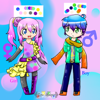Adoptables! 28 Points {SOLD} by EpicKeeper