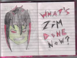 Whats Izm done now? by zim-zoe