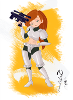 Kim Possible Stormtrooper 2 by Nippy13