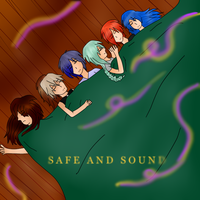SAFE AND SOUND by YugiohFanatic789