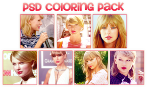 PSD (coloring) Pack 2 by sUJiRim