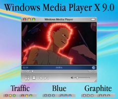 Windows Media Player X 9.0 by altoprofilo