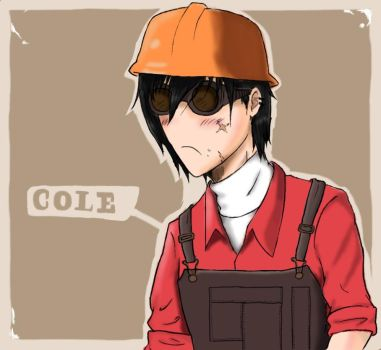 Cole, the Red Engineer? by OnlyAtNite
