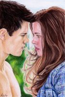 Bella and Jake by Fantaasiatoidab