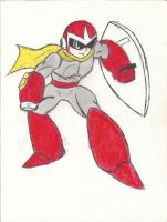 Protoman by regnasis